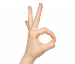 señal del Jelqing para agrandar el pene