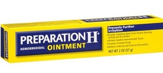 crema para las hemorroides preparation H
