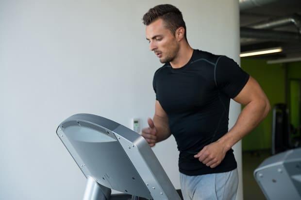 ejercicio de cardio para mantener la ereccion