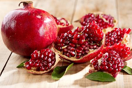 fruta granada para la impotencia